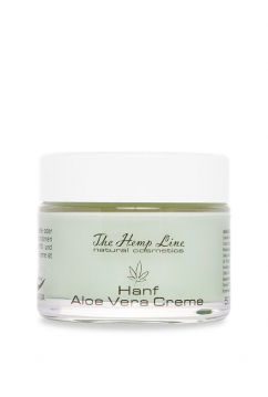Hemp Aloe Vera Cream 50 ml