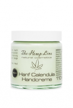 Hemp Calendula Hand Cream 110 ml