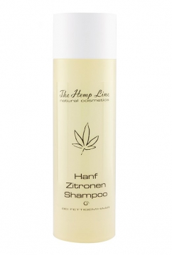 Hemp Lemon Shampoo 200 ml
