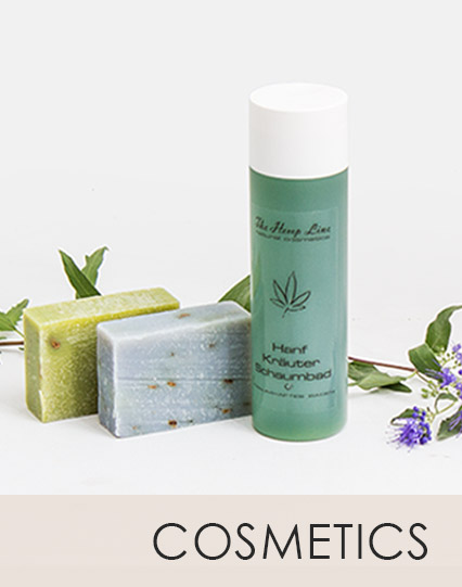 The Hemp Line - Feel the Nature on your skin