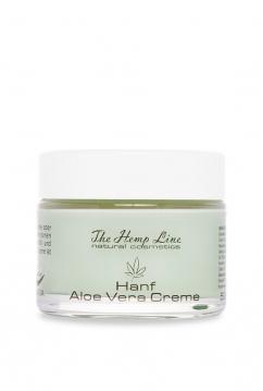 Hemp Aloe Vera Cream 50 ml