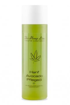 Hemp Avocado Skin Conditioning Oil 200 ml