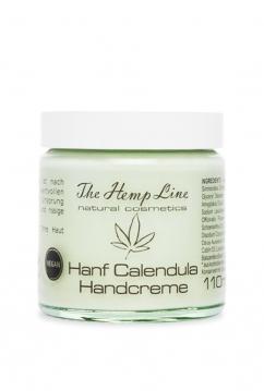 Hemp Calendula Hand Cream 110 ml