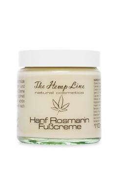 Hemp Rosemary Foot Cream 110 ml